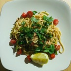 Crab and Fennel Pasta